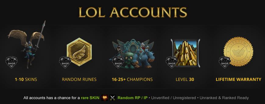 Purchasing Bronze Account