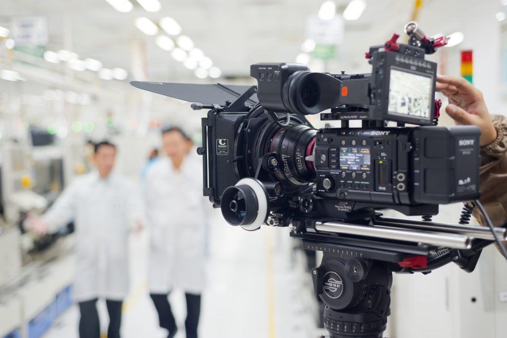 commercial videography singapore