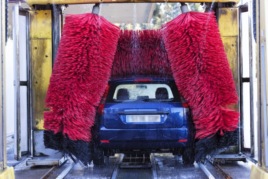 Automatic car wash bel air md