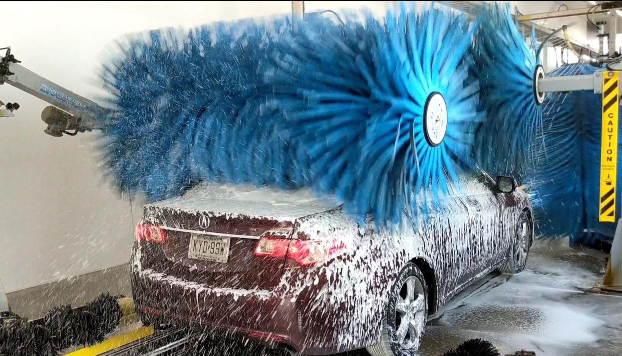 Automatic car wash bel air md